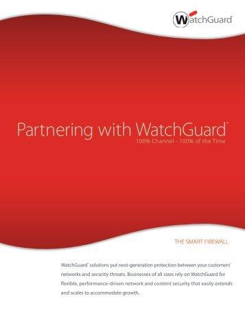 Watchguard server lock manager partnering with watchguard watchguard technologies cheapraybanclubmaster Images