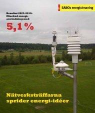 Årsredogörelse SABOs energiutmaning 2011.pdf