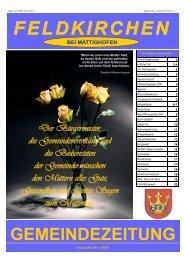 (6,65 MB) - .PDF - Feldkirchen bei Mattighofen - Land Oberösterreich