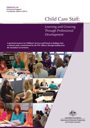 Child Care Staff: - Children's Services Central
