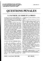 2. Juin 1991 - Cesdip