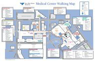 Medical Floor Plan - Yale-New Haven Hospital