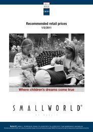 Recommended retail prices - famo.sk