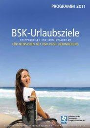 BSK-Urlaubsziele - Einfach teilhaben
