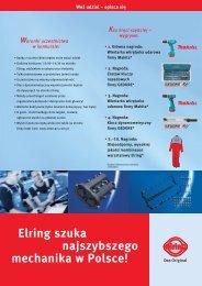 Elring szuka najszybszego mechanika w Polsce! - MotoFocus