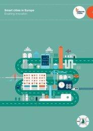Smart cities in Europe