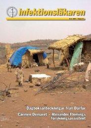 Dagboksanteckningar från Darfur Carmen Demaret ... - Infektion.net