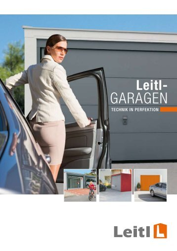 GARAGEN - Leitl Garage .at