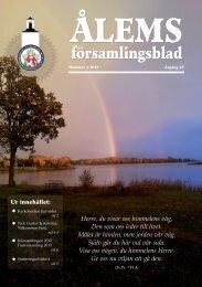 2013 nummer 1 - Minkyrka.se