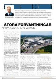 Stora förväntningar när Volvo Cars inför VDM - Mentor Online