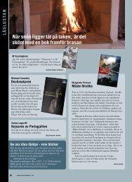 36 Läslustan - Välkommen till Reumatikertidningens arkiv
