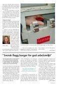 Färre misstag med nytt verktyg för nybyggnation - SAN - Sjöfartens ... - Page 2