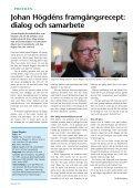 Färre misstag med nytt verktyg för nybyggnation - SAN - Sjöfartens ... - Page 7