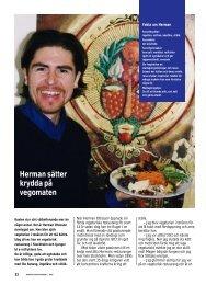32 Herman sätter krydda på vegomaten - Välkommen till ...