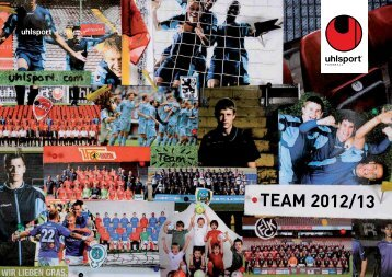 Uhlsport Team Katalog 2012
