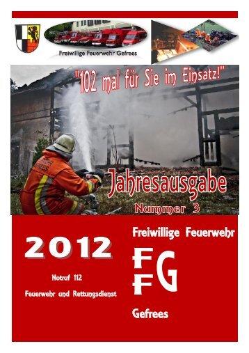 Clicken Sie hier... - bei der Freiwilligen Feuerwehr Gefrees