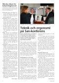Enformiga rörelser hot mot hälsan - SAN - Sjöfartens ... - Page 2