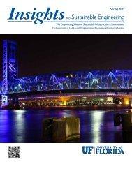 Spring 2012 - Civil and Coastal Engineering - University of Florida