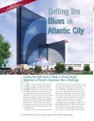 Getting the Blues in Atlantic City - USGlass Magazine