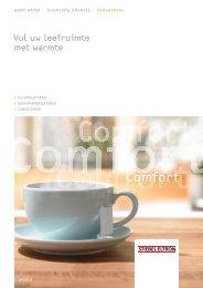 Comfort - STIEBEL ELTRON Belgie
