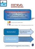 Info Broschüre IPAA BetriebsräteAkademie - Seite 3