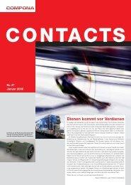 Contacts (PDF) - Compona AG