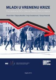 Mladi u vremenu krize - Friedrich-Ebert-Stiftung Zagreb / Kroatien