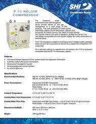f-70 helium compressor f-70 helium compressor