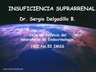 INSUFICIENCIA SUPRARRENAL - Reeme.arizona.edu