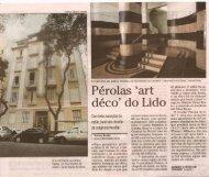 l A FACHADA do Edifício - Instituto Art Deco Brasil