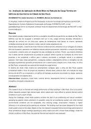 Avaliação da Aplicação do Modo Misto na Redução da Carga ... - USP