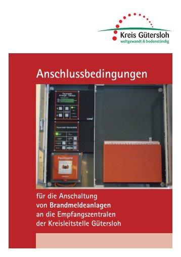 Brandmeldeanlagen:Layout 1 - Unternehmensberatung Wenzel