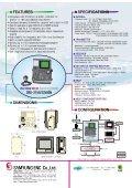 MF/HF DSC, NBDP RADIO EQUIPMENT DESK Type (150 ... - MECOM - Page 2