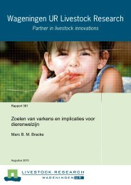Zoelen van varkens en implicaties voor dierenwelzijn - Wakker Dier