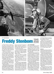 Freddy Stenbom från Allt om Hobby 7/2008. (PDF)