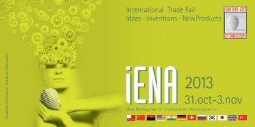 Exhibitors - iENA