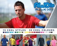 15 COOL STYLES 30 COOL COLOURS