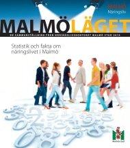 Statistik och fakta om näringslivet i Malmö - Malmobusiness.com