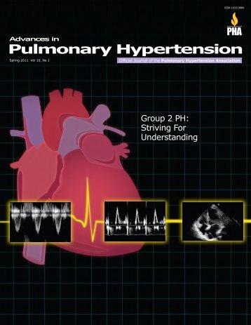Group 2 PH: Striving for Understanding Spring 2011 - PHA Online ...