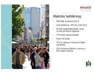 Malmös befolkning - Malmobusiness.com