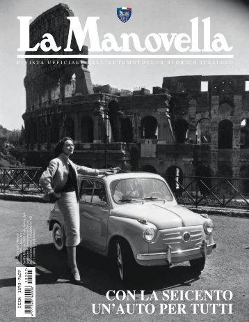 con la seicento un'auto per tutti - Automotoclub Storico Italiano
