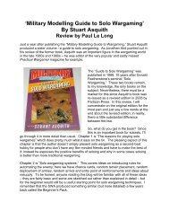 Asquith - Lone Warrior Blog