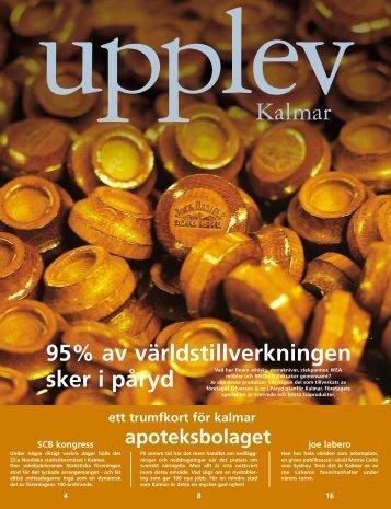 Upplev - Elfverson & Co
