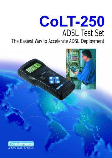 ADSL Test Set - EHS GmbH