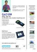 ADSL Test Set - EHS GmbH - Page 4