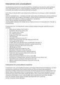 erityisryhmien ja seniorien uinti- ja kuntosalikortit - Seinäjoki - Page 2