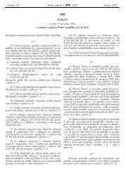 Zákon c. 579/2002 Sb. O státní rozpoctu na rok 2003