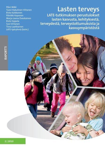 Lasten terveys LATE-tutkimus