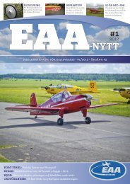 Nr 1 2012 - EAA chapter 222