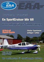 Nr 4 Oktober/November 2009 - EAA chapter 222